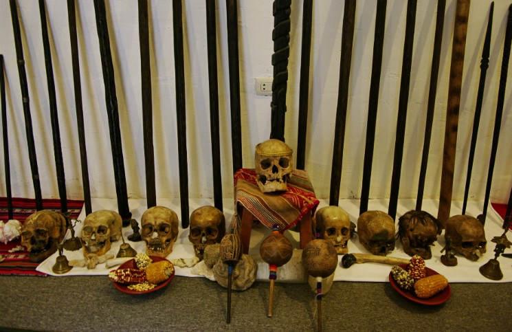 В Мексике сатанисты приносят человеческие жертвы