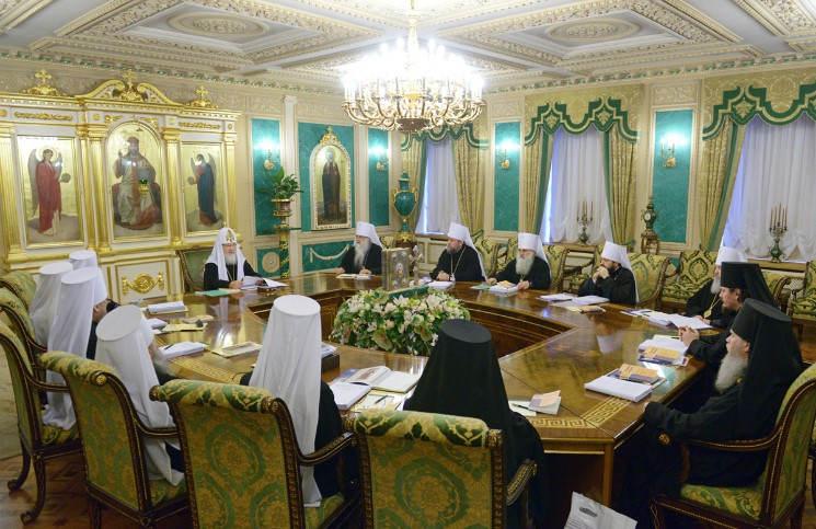 В США Священный Синод епископов Православной Церкви обсудят планы на будущее