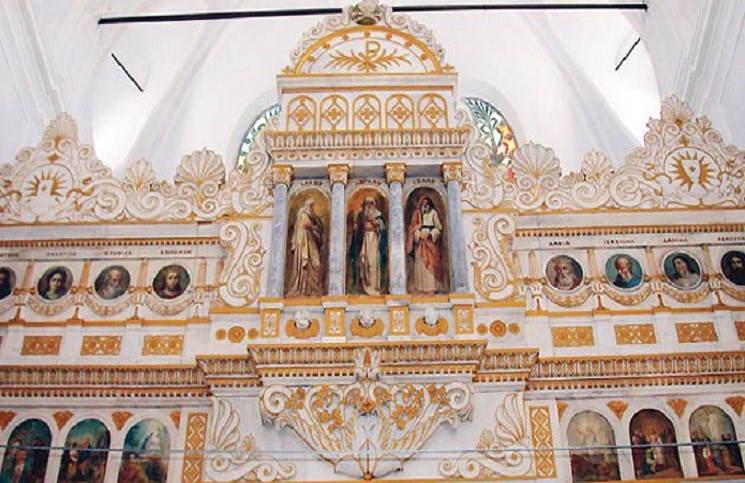 Мечеть в Турции превратился в христианский храм