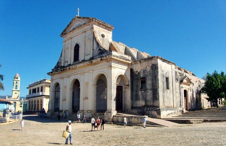 На Кубе построят первый католический храм