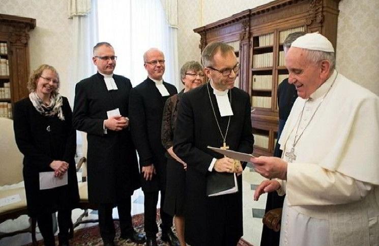 Папский совет возобновит диалог со Всемирным Евангелическим Альянсом