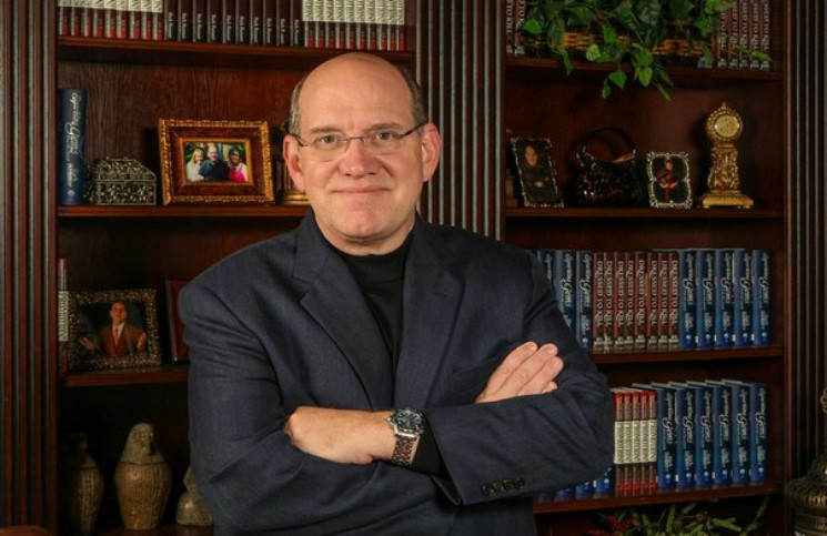 Пастор Рик Реннер приедет на восьмилетие церкви «Благая весть» в Киеве