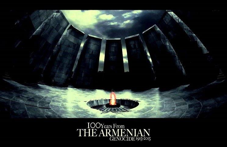 Проект 100 LIVES памяти геноциду армян