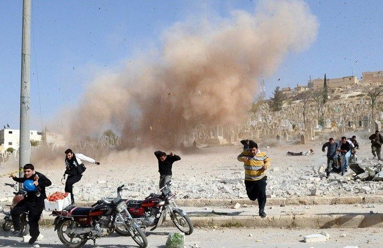 Террористы взорвали храм в Мосуле