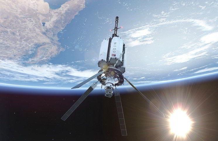 Трансляция каналов ТБН в космическом масштабе