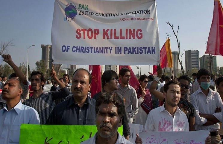Христиане Пакистана требуют безопасности и свободы вероисповедания