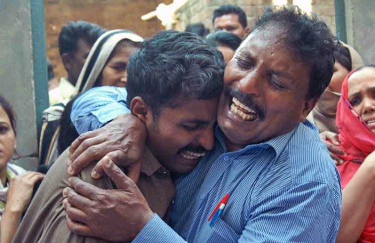 19-летний христианин обнял смертника и спас церковь от взрыва