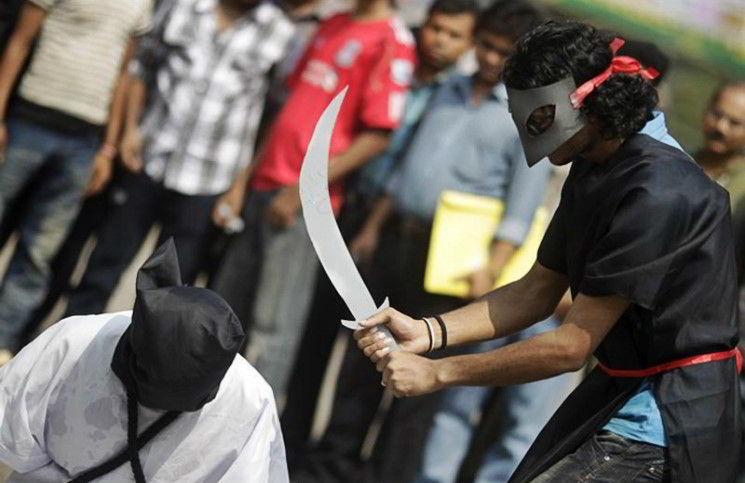 20-летнему юноше грозит обезглавливание за отказ от ислама