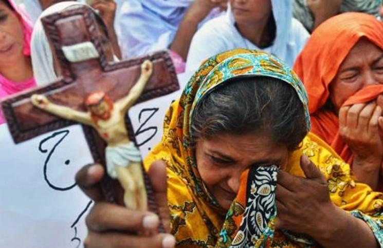 200 христиан арестованы после теракта в Пакистане