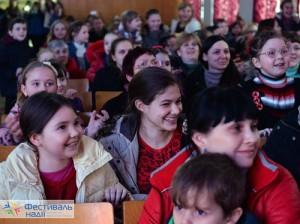 Во Львове состоялся «Праздник надежды с Робиком»