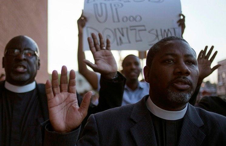 «Черные церкви» прекратили отношения с Пресвитерианской церковью