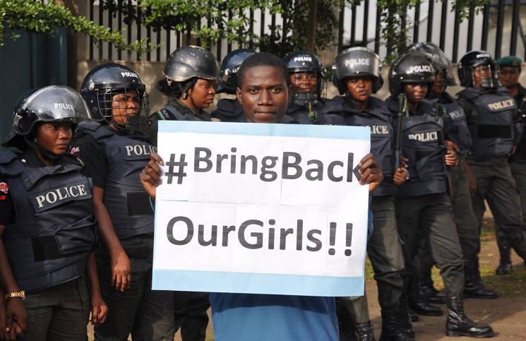 Армия Нигерии освободила девушек из плена «Боко Харам»