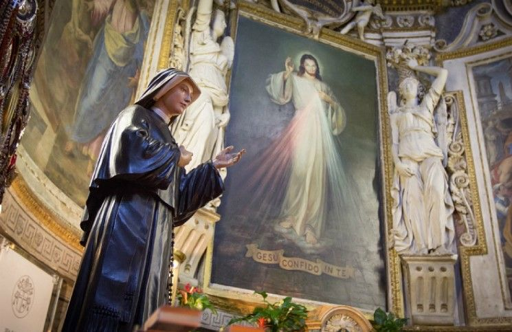 В Католической Церкви начался Юбилейной Год Милосердия