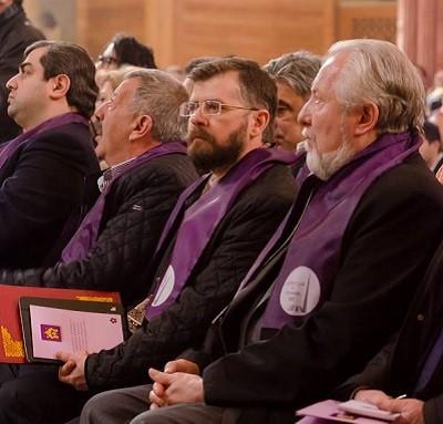 Епископ Сергей Ряховский Мы вместе с вами вспоминаем и чтим погибших в то трагическое время1