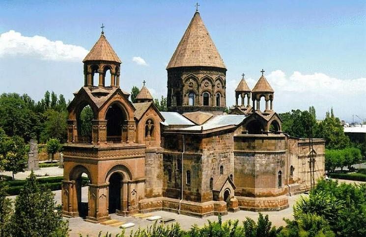 Колокола церквей будут звонить по всему миру 100 – летие армянского геноцида