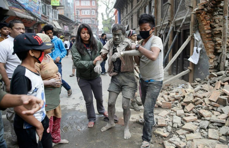 Миссия «Новое поколение» окажет помощь пострадавшим жителям Непала
