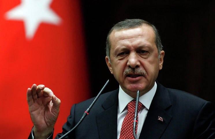 Ответ президента Турции на заявление Папы о геноциде армян