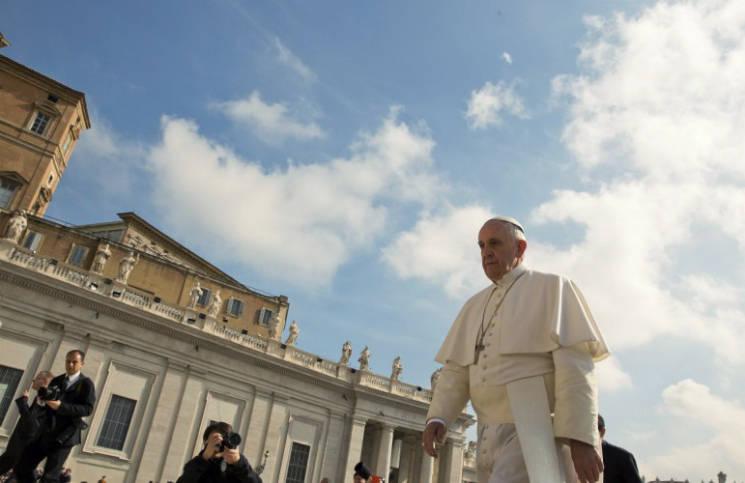 Папа Франциск встретился с главами нескольких государств