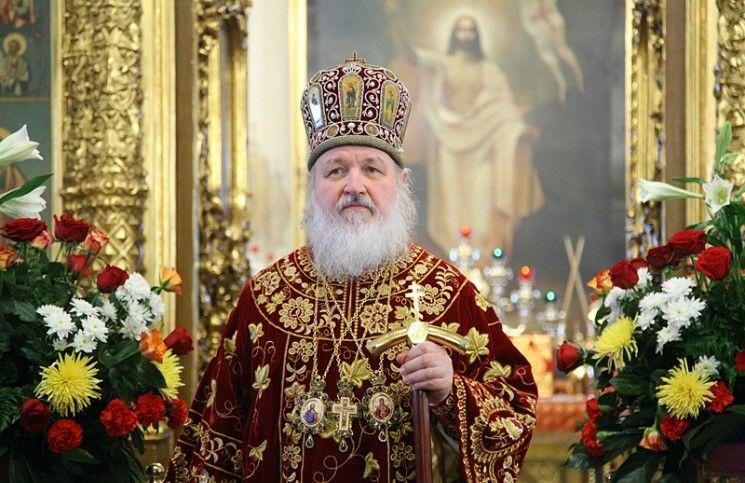 Пасхальное послание Патриарха Кирилла