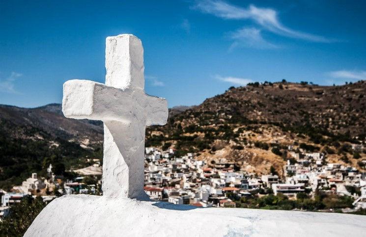 Правительство Греции выделит 1.3 миллиона евро Святой Горе Афон