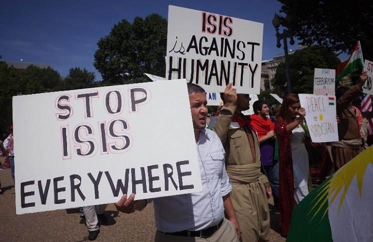 Убийство 28 христиан Ливии привело к акциям протестов