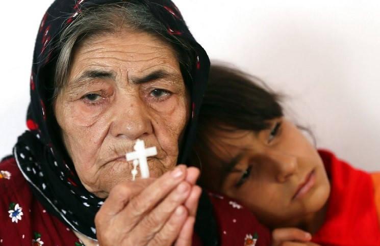 Христиане изгнаны из мест, где возникло христианство глава РПЦ