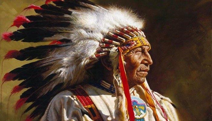 Американские индейцы против однополых браков