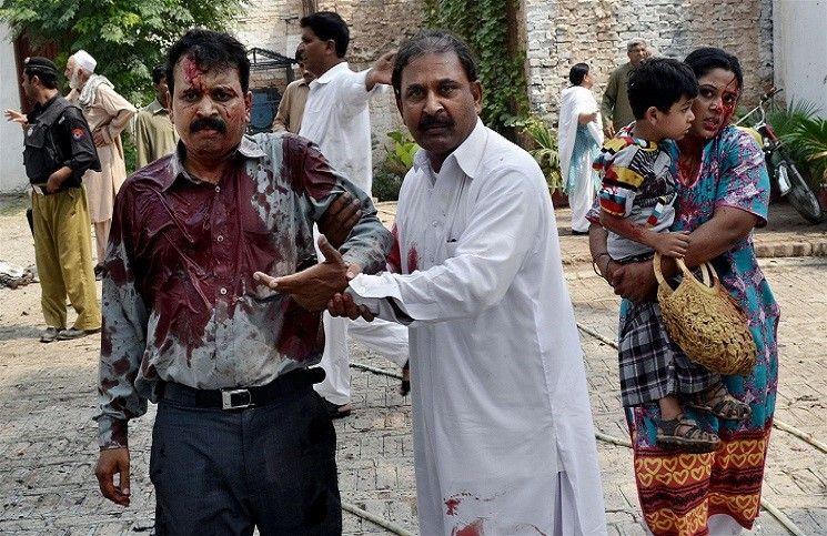 Жизнь христиан под угрозой: покушение в Пакистане