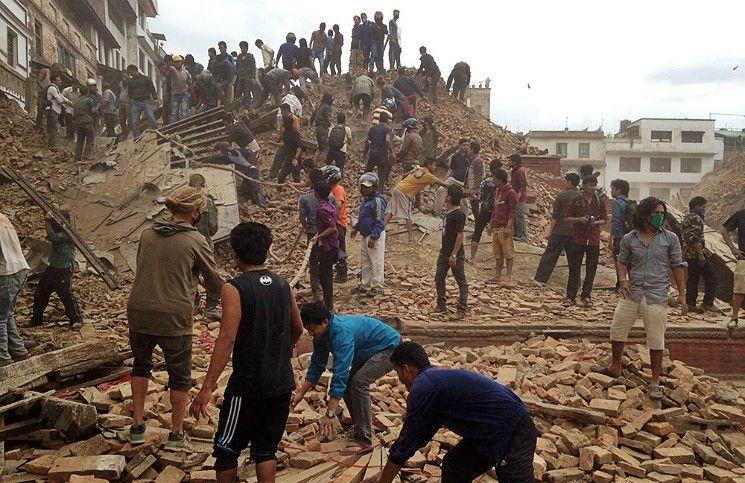 Землетрясение в Неаполе: 3218 погибших