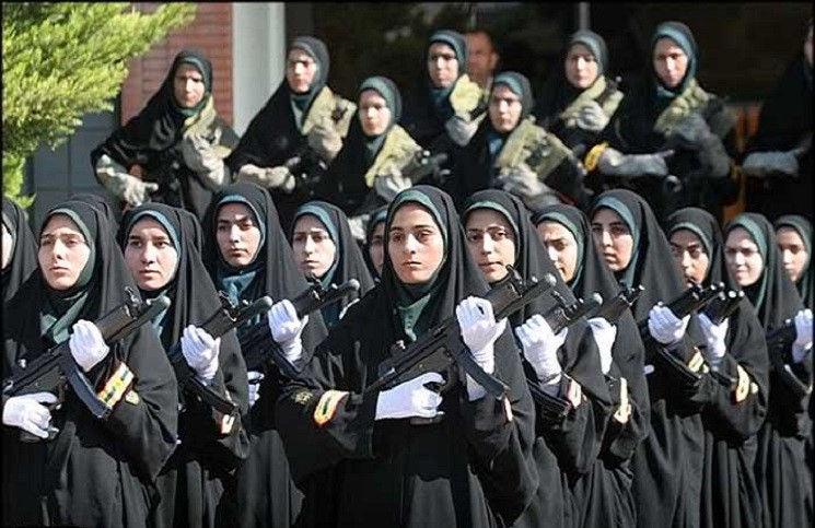 Мы вышли дабы сражаться за свою религию женщины боевики ИГ