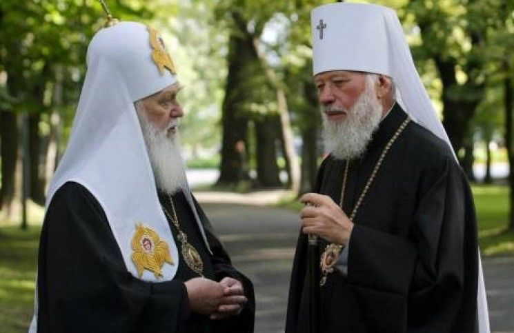 Объединениецерквей станетфундаментом для единства. УПЦ иУАПЦ