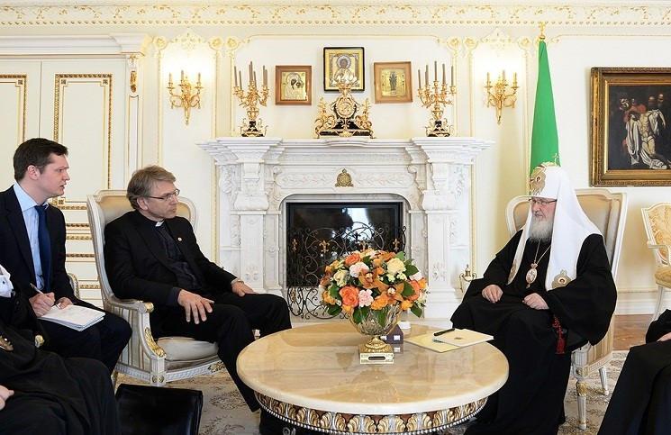 встреча, церковь, православие, всемирный совет церквей, патриарх кирилл, христианство, гонения, ближний восток