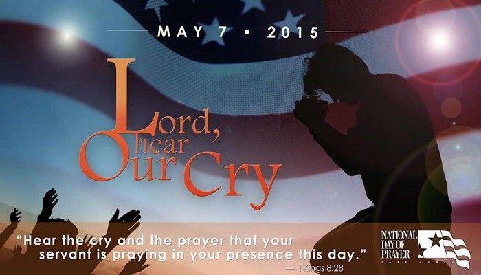США: Национальный день молитвы