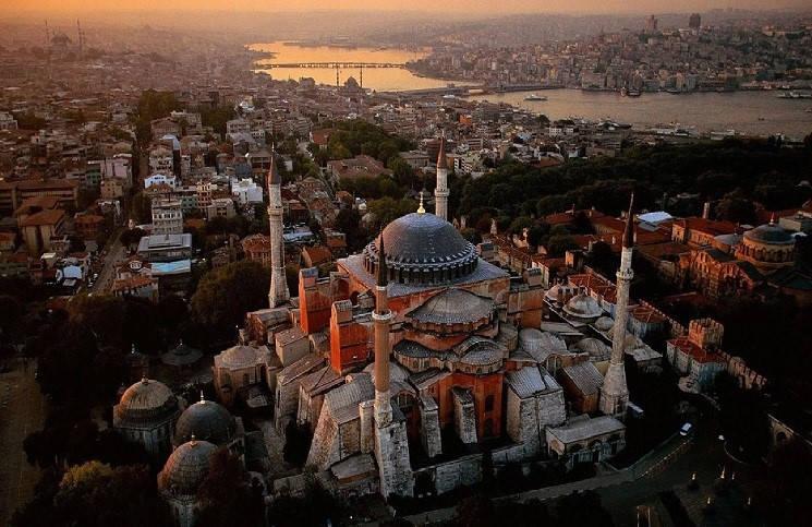 Собор Святой Софии станет мечетью заявление главного муфтия страны
