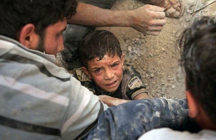 Я сказал им, что я христианин:исламистыподожгли мальчика
