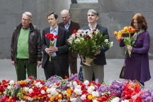 Потомок Вильгельма второго просит прощения у армян за геноцид