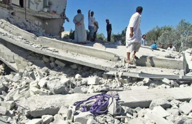 Боевики ИГ взорвали армянскую церковь в Сирии и разрушили ассирийский храм