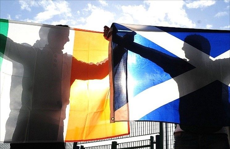 Ирландия и Шотландия хотят легализовать однополые союзы