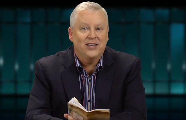 Москва Пастор Тони Кук будет проповедовать в церкви «Благая Весть»