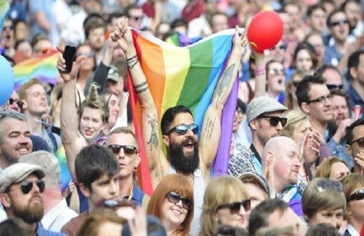 Однополые браки легальны результаты референдума Ирландии