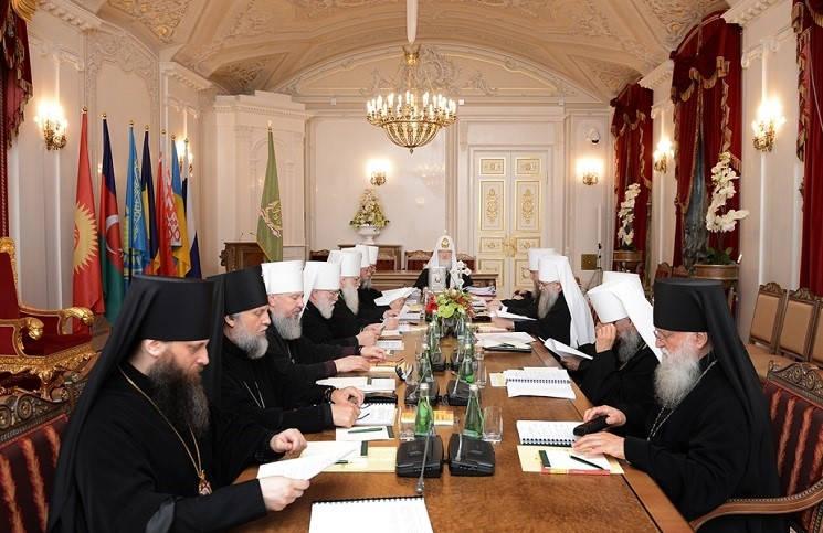 Отношение РПЦ к кремации заседание Синода