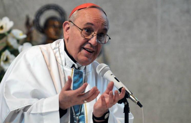 Папа Франциск рассказал о себе скучаю по поездкам в метро и не могу обойтись без сиесты
