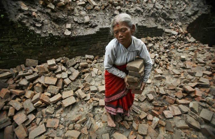 Церковь Непала молится Господу сквозь боль и страдания
