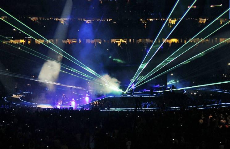 Более 900 студентов приняли Христа на концерте с участием Lecrae