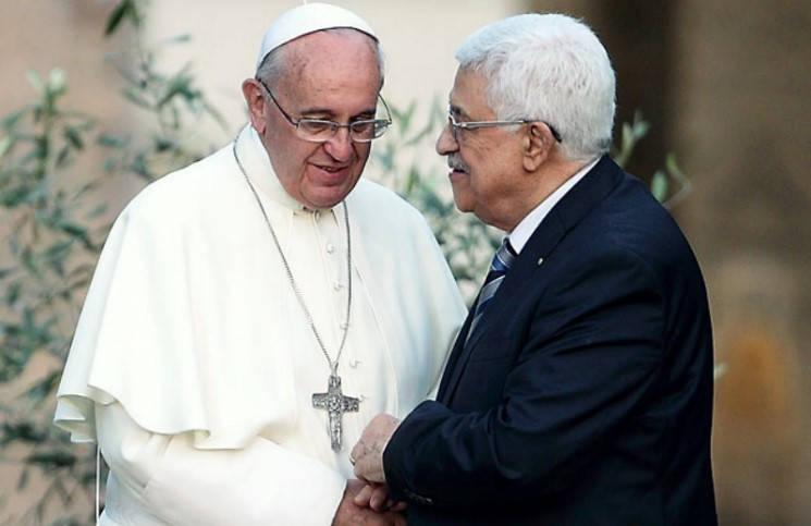 Ватикан и Палестина подпишут всеобъемлющий договор