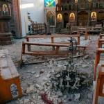 В Индии радикалы пытались уничтожить три христианские церкви1