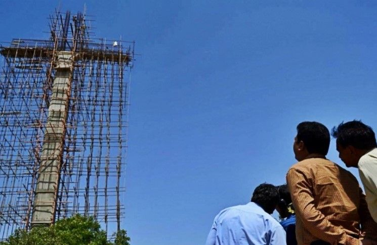 В Пакистане установят самый большой христианский крест в Азии