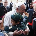 Год Милосердия в Ватикане в самом разгаре1