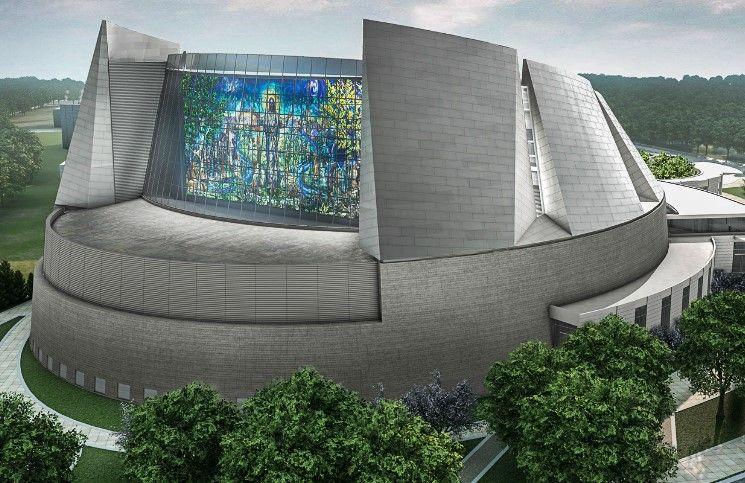 Методистская церковь Канзаса построит новое здание за $ 90 млн