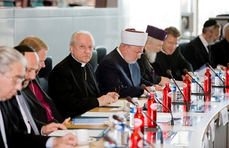 Мусульмане и христиане обсудили отношение двух религий